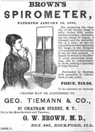 Spirometer_G_W_Brown_1870_advertisement