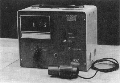 Spirometer_NCG_Chemtron_Pulmonary_Function_Indicator_1974