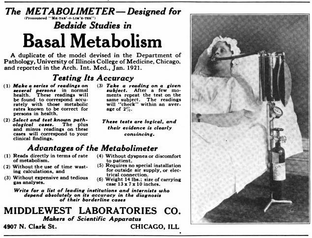 Metabolimeter_Middlewest_Lab_Jones_1921_Ad_n2