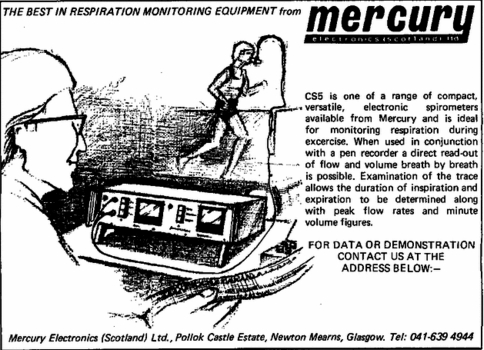 Spirometer_Mercury_Electronics_CS5_1981