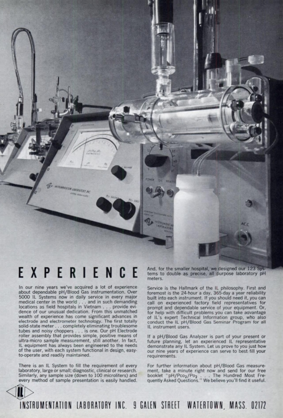 ABG_Insturmentation_Laboratories_1959