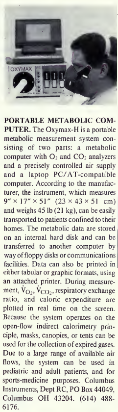 Columbus_Instruments_Oxymax-H_Metabolic_Computer_1991