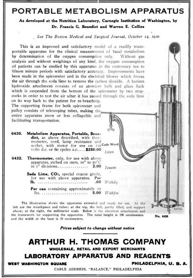 spirometer_benedict_collins_1922_arthur_thomas_co_advertisement