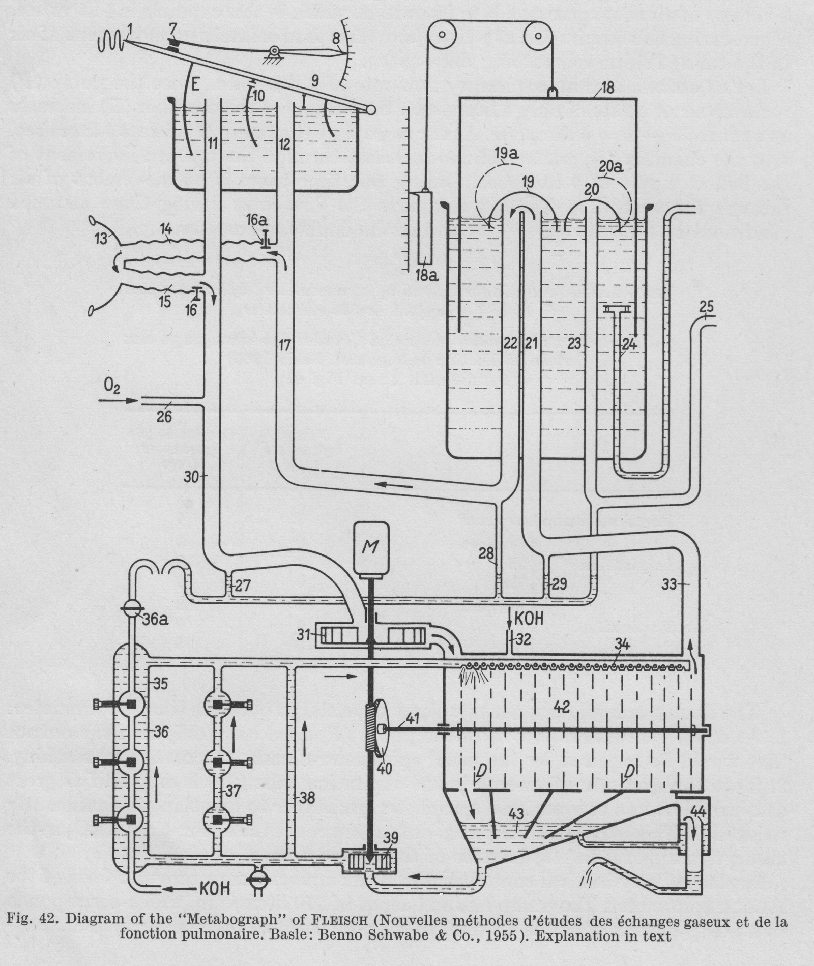 Co2 Production Pft History Metabo Wiring Diagram Fleisch Metabograph 1955